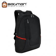 Bagman Laptop Backpack S02-003LAP-03 Red