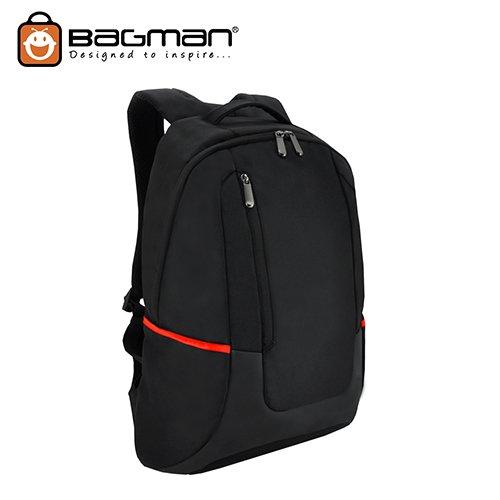 Bagman Laptop Backpack S02-003LAP-03 Red