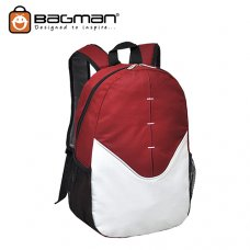 Bagman Day Pack S02-040STD-07 Grey Backpack