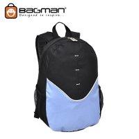 Bagman Day Pack S02-040STD-12 Sky Blue Backpack