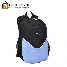 Bagman Day Pack S02-040STD-12 Sky Blue Backpack