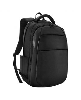 Bagman Laptop Backpack S02-347LAP-01 Black