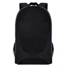 Bagman Laptop Backpack S02-372LAP-01 Black