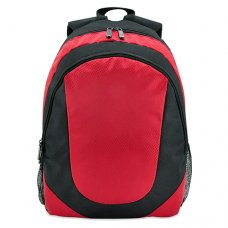 Bagman Day Pack S02-384STD-03 Red Backpack