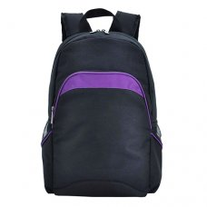 Bagman Day Pack S02-390STD-01 Black Backpack