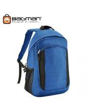 Bagman Day Pack S02-444STD-12 Sky Blue Backpack