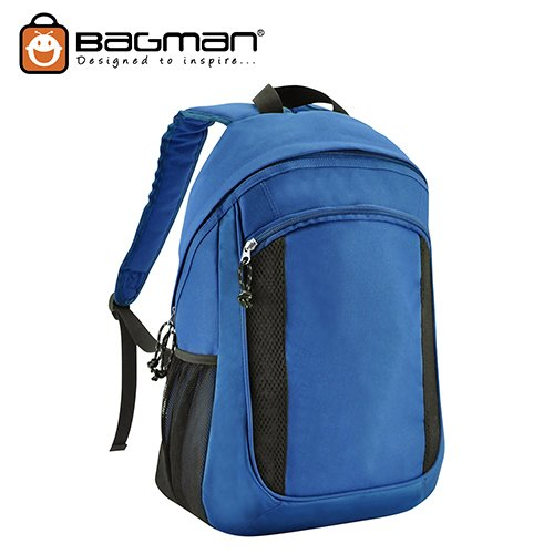 Bagman Day Pack S02-444STD-12 Sky Blue Backpack