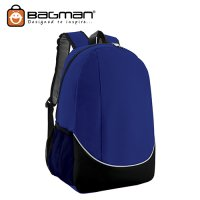 Bagman Day Pack S02-448STD-15 Royal Blue Backpack