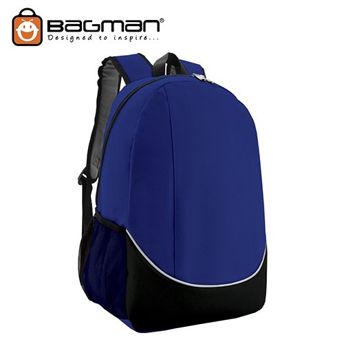Bagman Day Pack S02-448STD-15 Royal Blue Backpack