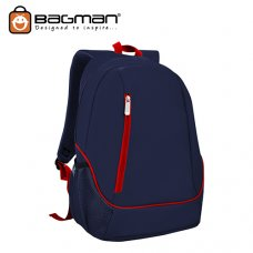 Bagman Day Pack S02-555STD-02 Navy Blue