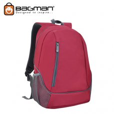 Bagman Day Pack S02-555STD-03 Red