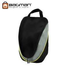 Bagman Shoe Bag S04-036SHB-07 Grey