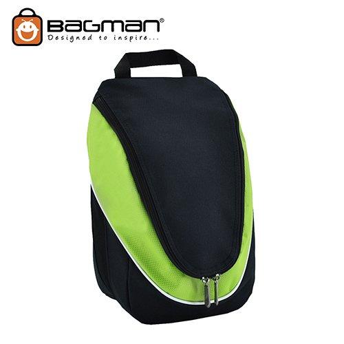 Bagman Shoe Bag S04-036SHB-19 Apple Green