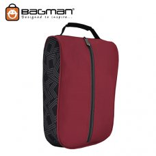 Bagman Shoe Bag S04-088SHB-03 Red