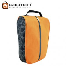Bagman Shoe Bag S04-088SHB-05 Orange