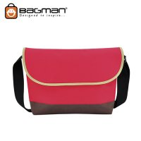 Bagman Netbook Messenger Bag S04-218SLB-03 Red