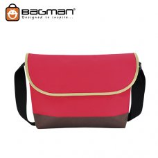 Bagman Netbook Messenger Bag S04-218SLB-03 Red