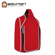 Bagman Shoe Bag S04-344SHB-03 Red