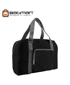 Bagman Foldable Travel Bag S05-050FOL-01 Black