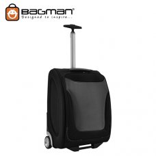 Bagman Cabin Trolley Bag S05-141T-01 Black Grey