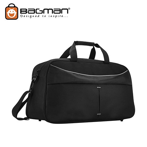 Bagman Travel Bag S05-392STD-01-Black