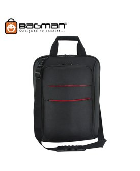 Bagman Convertible Laptop Carrier S06-019CON-01 Black