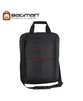 Bagman Convertible Laptop Carrier S06-019CON-01 Black