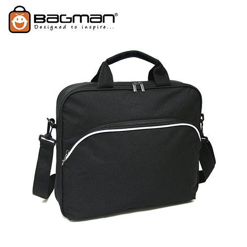 Bagman Document Bag S06-120STD-01 Black