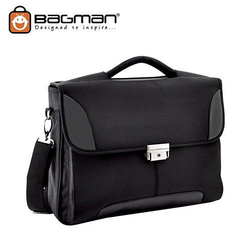 Bagman Executive Laptop Carrier S06-254LAP-01 Black