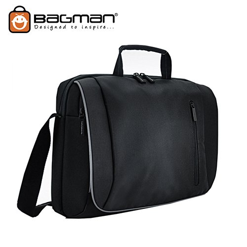 Bagman Ultra Laptop Carrier S06-404LAP-01 Black