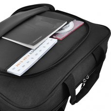 Bagman Laptop Document Bag S06-463LAP-01 Black