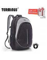 Terminus Bikerz Backpack - Grey