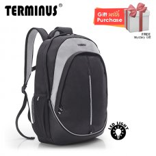 Terminus Bikerz Backpack - Grey