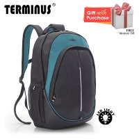Terminus Bikerz Backpack - Turquoise