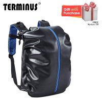 Terminus Carbon 1.0 Backpack - Blue