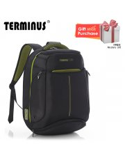 Terminus Charger Backpack - Green