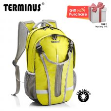 Terminus Cyclis Backpack - Apple Green