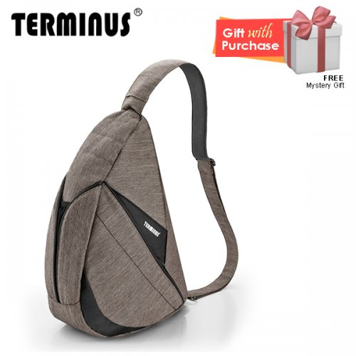 Terminus EZ Carrier Plus Sling Bag - Brown
