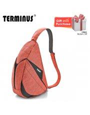 Terminus EZ Carrier Plus Sling Bag - Red / Orange