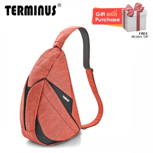 Terminus EZ Carrier Plus Sling Bag - Red / Orange