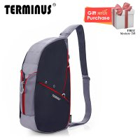 Terminus EZ Pack 2.0 Sling Bag - Black