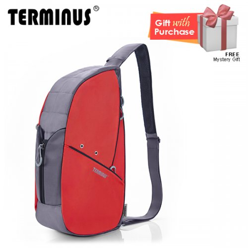 Terminus EZ Pack 2.0 Sling Bag - Red