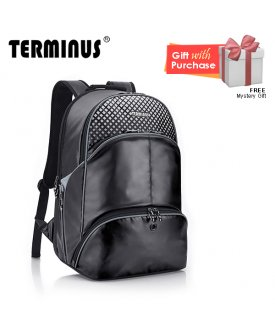Terminus Gym Ace Backpack - Black