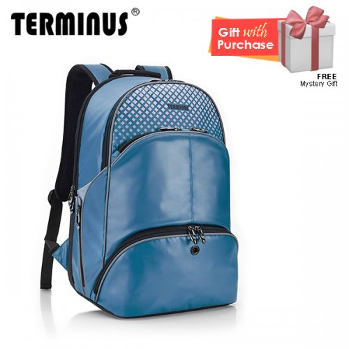 Terminus Gym Ace Backpack - Blue