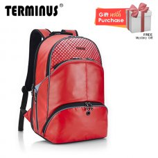 Terminus Gym Ace Backpack - Red
