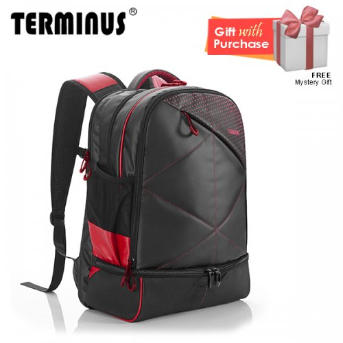 Terminus Gym Pro Backpack - Black