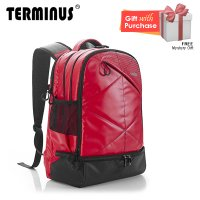 Terminus Gym Pro Backpack - Red