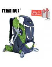 Terminus Hiking Adventure 40L Backpack - Apple Green