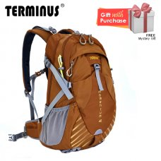 Terminus Hiking Momentum Backpack 40L - Brown Gold