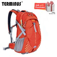 Terminus Hiking Momentum Backpack 40L - Red